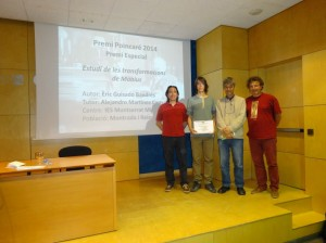Premi poincare 2014