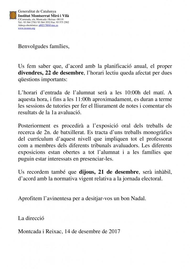 Carta famílies horari 22 desembre 17-page-001
