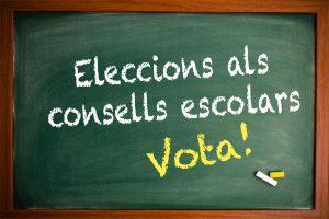 Eleccions consell escolar 2018